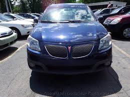 2008 used pontiac vibe 4dr hatchback at woodbridge public auto
