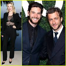 Ben Barnes House Westworld U0027s James Marsden Luke Hemsworth U0026 Ben Barnes Party With