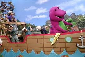 ship ahoy barney wiki fandom powered wikia