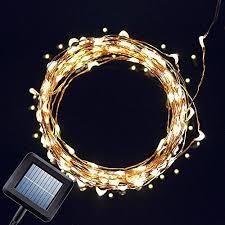 starry string lights solar powered string light amir 100 leds starry string lights