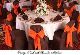 brown chair covers the diamond ballroom chair covers chocolate brown