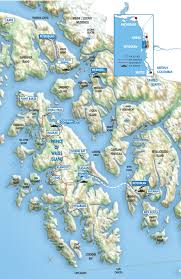 Wrangell Alaska Map by Welcome To Alaska U0027s Inter Island Ferry Authority