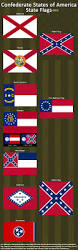 Ga State Flags Infographic Flags Of The Confederate States Of America Album On