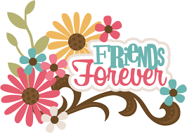 Flower Design For Scrapbook Friends Forever Svg Scrapbook Title Best Friends Svg File For