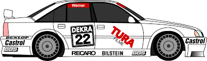 opel omega 2015 file dtm 1993 marco werner opel omega svg wikimedia commons