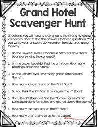 mackinaw city halloween events mackinaw island grand hotel scavenger hunt destination fun