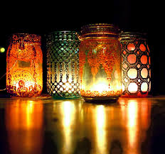 Mason Jar Halloween Lantern 28 Beautiful Creative Ways Of Repurposing Mason Jars