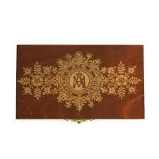 personalized keepsake personalized ave keepsake box the catholic company