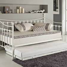Single Metal Day Bed Frame Interior Fabulous Metal Daybed For Comfortable Home Design