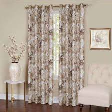 Picture Window Drapes Achim Curtains U0026 Drapes Window Treatments The Home Depot