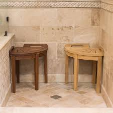 best 25 teak shower stool ideas on shower bench teak