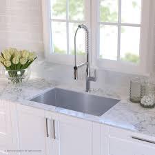 stainless steel kitchen sinks kraususa com kitchen design