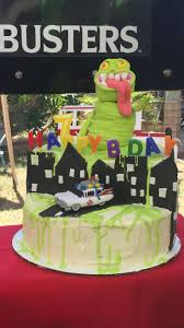 18 best birthday cakes images on pinterest ghostbusters cake