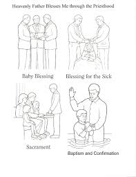 lds org primary manual primary 3 manual lesson 9 priesthood blessings and ordinances