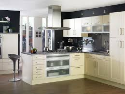 gas range stainless steel traditional hardwood islblack cabinets