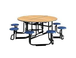 lunch tables for sale round lunch table convertible bench cafeteria table plywood 8