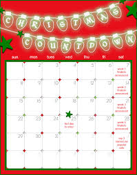 christmas countdown calendar christmas cookie challenge usher recipes for a sweet