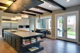 modern kitchen nook modern kitchen with french patio doors and breakfast nook