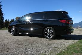 honda odyssey test drive 2018 honda odyssey touring exhausted ca