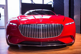 maybach mercedes jeep vision mercedes maybach 6 concept unveiled at pebble beach