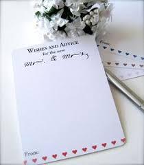 Wedding Wishes And Advice Cards Wedding Advice Cards Wish Cards For Wedding By Paperloveprints