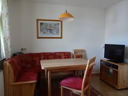 küche sitzecke apartment 2 lienz ferienwohnung