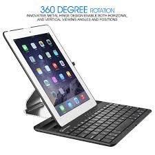 airbender ipad keyboard case for both the new ipad and ipad 2