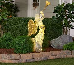 outdoor decorations for the home qvc