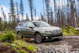 subaru outback lifted off road 10 off road worthy car based crossovers and suvs motor trend