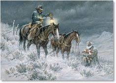 western cards cowboy boot tree western