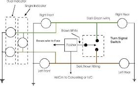 28 wiring diagram turn signal relay 3 best images of led