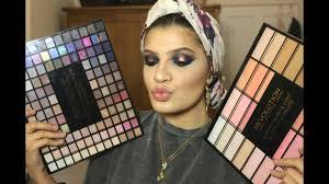 revolution 144 eyeshadows u0026 blush light and contour palettes
