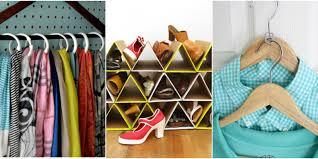 Small Bedroom Closet Storage Ideas 30 Closet Organization Ideas Best Diy Closet Organizers