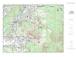 Sedona Map Twin Buttes U2013 The Mountains Are Calling