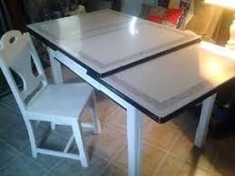 vintage enamel kitchen table enamel top table hoosier antique ac paniment utility kitchen from