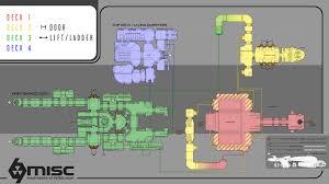Map Qu Port Olisar Map Starcitizen