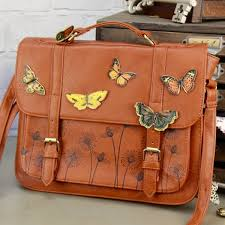 disaster designs bohemia butterfly satchel for 49 00 at
