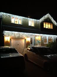 christmas icicle lights christmas lights decoration