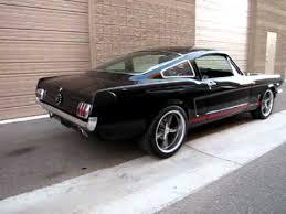 mustang fastback 1965 1965 mustang fastback