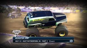 monster truck jam tickets 2015 monster jam freestyle in east rutherford nj at metlife stadium on