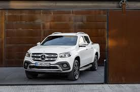 x class mercedes benz u0027s luxury spin on a new mid sized pickup