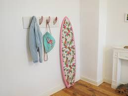 Dekoration Schlafzimmer Brautpaar Deko Surfbrett Surf Finnen Garderobe Surf Möbel Surfstyle