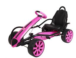 pink and black cars kiddi o by kettler sport kid racer pedal car pink walmart com
