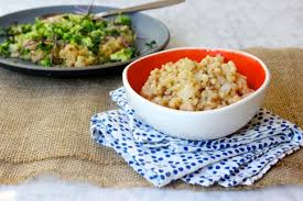 low sodium risotto style coconut couscous food network healthy