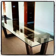 glass dining room table bases glass dining table base visionexchange co