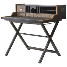 Espresso Secretary Desk by Prizmic U0026 Brill Dark Chocolate Kipling Desk British India By