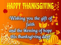 wishing you the gift of faith and blessing of this