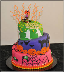 Halloween Birthday Party Halloween Birthday Party Topsy Turvy Cake Cakecentral Com