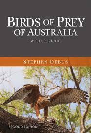 birds of prey of australia a field guide stephen debus nhbs