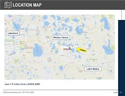 Florida Airport Map Cypress Gardens Blvd 8 3 Acres Commercial In Winter Haven Florida